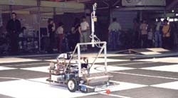 International Competition of Robotics